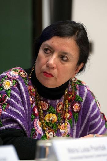 Walda Barrios, MISEAL-Tagung, LAI 2013