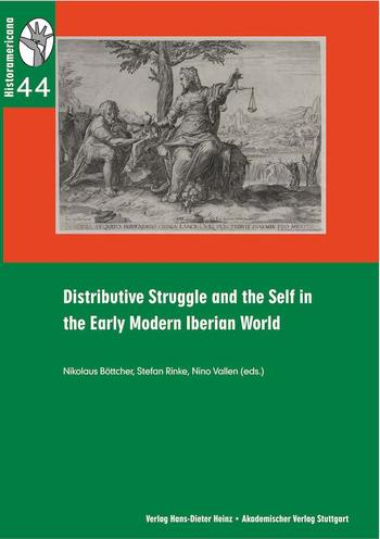 Cover Distributive Struggle and the Self in the Early Modern World