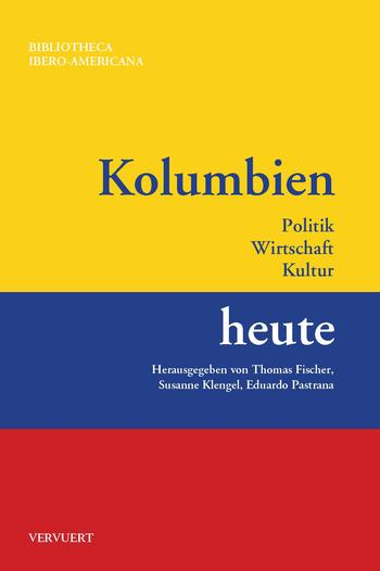 Cover Kolumbien heute