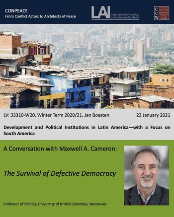 The Survival of Defective Democracies in the Andes