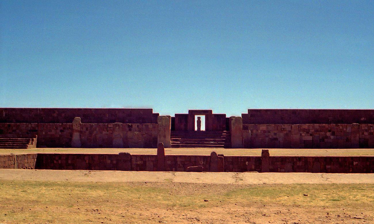 Tiwanaku • Caminos - Eine Reise durch die Geschichte Lateinamerikas ...