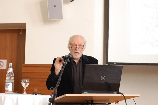 Lecture of Walter Mignolo | Image Credit: © Saranda Frommold