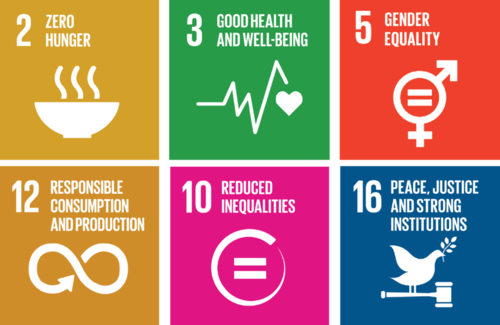 Sustainable Development Goals and Food for Justice