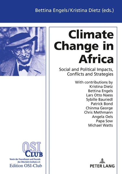 Climate Change in Africa. Social and Political Impacts, Conflicts and Strategies